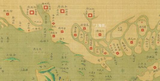"""在中国古地图里""""找不到北"""""""