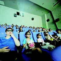 成都城区公益电影放映升级 最新大片也能同步看了