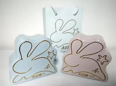 大白兔奶糖图片