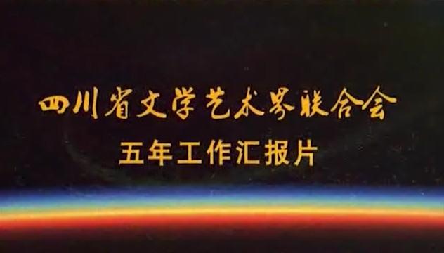 bob体育平台app省文联五年工作汇报片