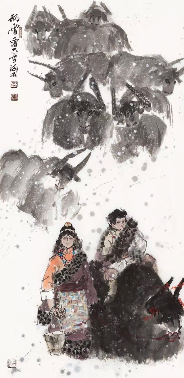初雪(武海成)