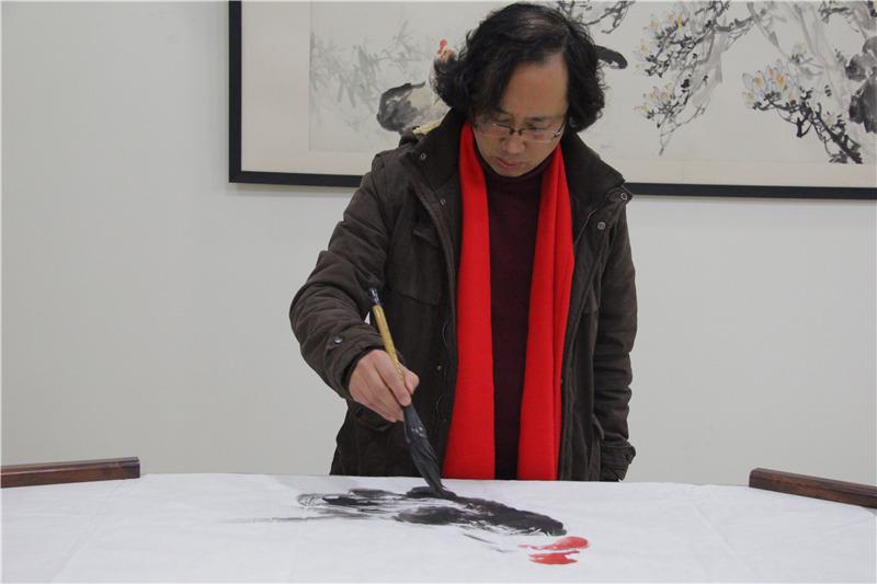 志于道,游于艺——青年画家吴晓