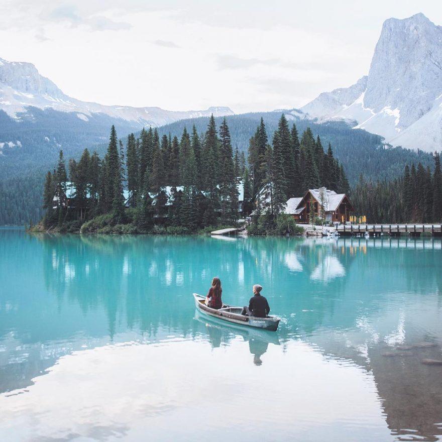 抛掉眼前的苟且 去追寻诗和远方的探险之旅