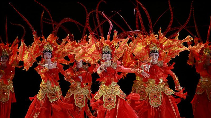 用舞蹈讲述天府文化故事——《舞韵天府》即将在锦城艺术宫亮相