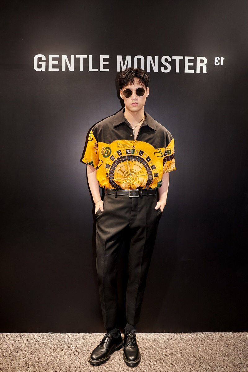GENTLE MONSTER 春夏系列新品登陆成都太古里