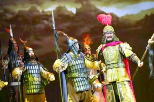 歌剧《玛纳斯》:唱响中吉友好新时代和声