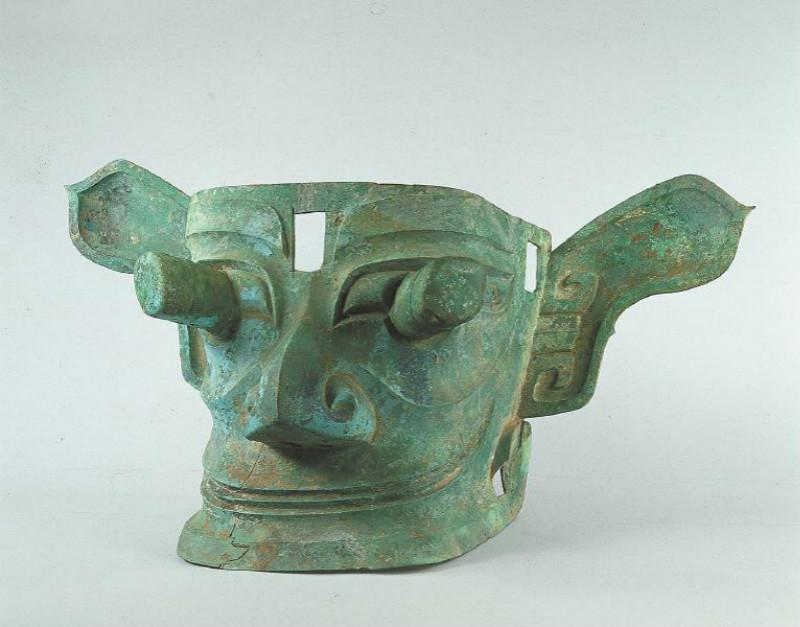 一条文化传播的路线划出古蜀文明的开放包容