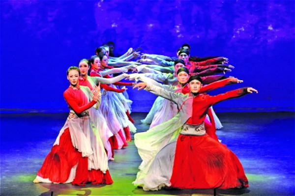 """""""舞蹈诗画""""尽显中国印象"""