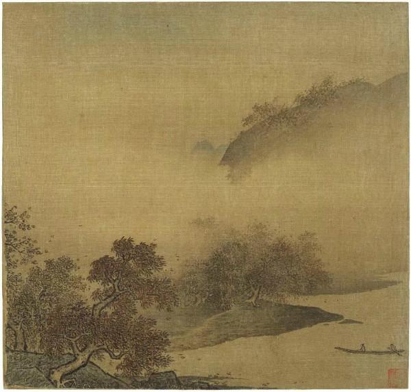 中国美学的核心概念不是美而是意境