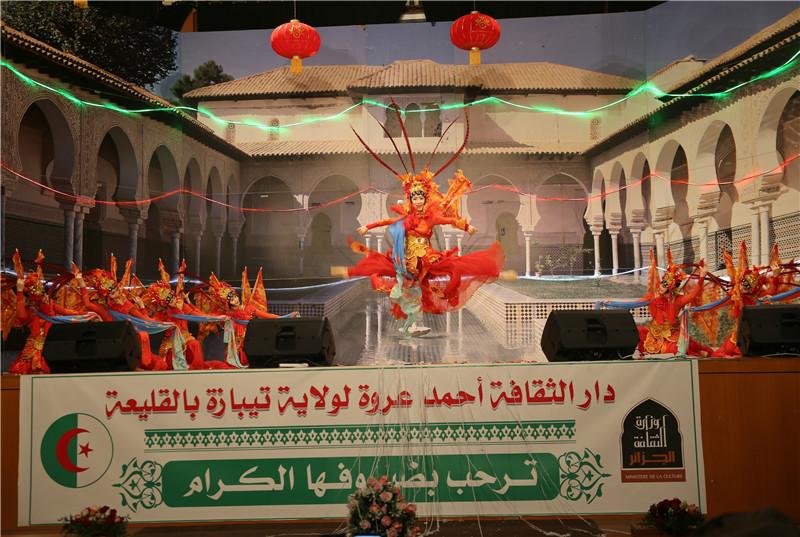 """成都文化海外圈粉  2020""""欢乐春节""""系列活动走进阿尔及利亚"""